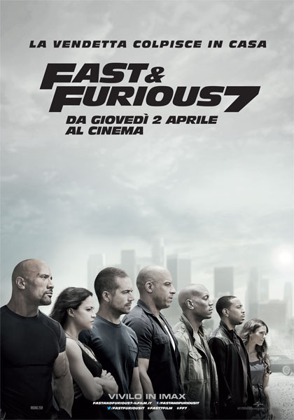 Film - Fast and Furious 7